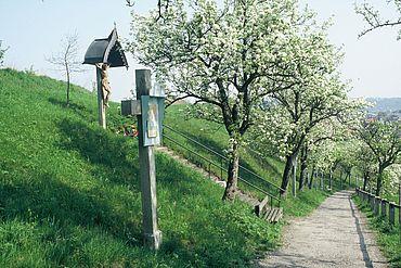 Kreuzweg © Tourismusverband Sierning
