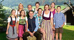 Familie Ramsebner © Landhotel Stockerwirt