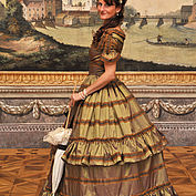 Gräfin Katherina im Tapetenzimmer © S. Somasgutner
