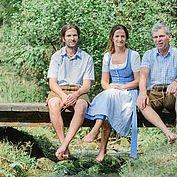 Ihre Gastgeber - Chris & Heidi & Leo Pfaffenbichler