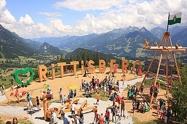 Höhenspielplatz Rittisberg © Photo Austria.at Hans Peter Steiner