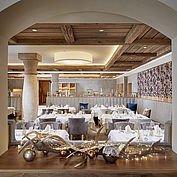 Restaurant im Landhotel Edelweiss