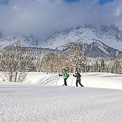 Schneeschuhwandern, © rol.art images