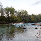 Steyr Fluss © Tourismusverband Sierning
