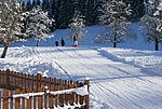 Winterlandschaft Stodertal