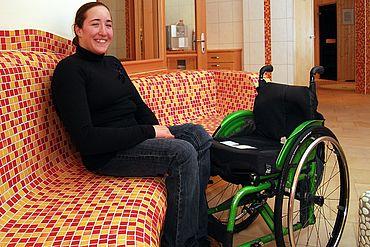 Wellness ohne Grenzen - Barrierefrei urlauben im Landhotel Traunstein