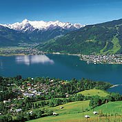 © Landhotel Martha - Sommer Panorama Zell am See