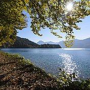 Herbst am Wolfgangsee