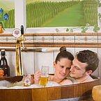 Bierbad im Landhotel Moorhof