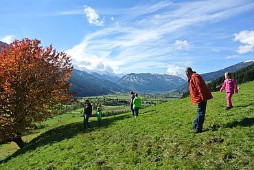 Wandern © Landhotel Stofflerwirt