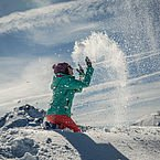 Spass im Schnee