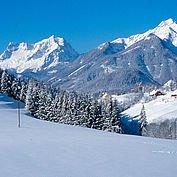 © TV Rammer - Vorderstoder und Prielgruppe im Winter