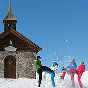 © Wildkogel-Arena Neukirchen und Bramberg - Wildkogel-Arena Winter Kapelle