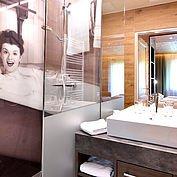 © Landhotel Gressenbauer - Badezimmer