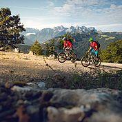 Mountainbike Salzburger Saalachtal