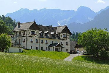 Landhotel Gressenbauer - Urlaubsglück im Nationalpark Kalkalpen