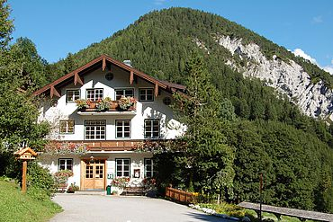 Lodenwalke Ramsau am Dachstein