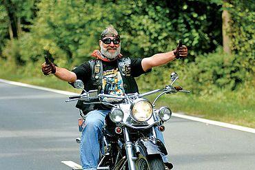 © Landhotel Presslauer - Das Gailtal lässt das Biker Herz höher schlagen