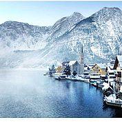 © Landhotel Agathawirt - Hallstatt, der Hallstättersee im Winter
