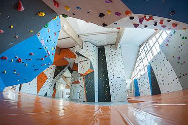 Kletterhalle Bad Ischl, (c) Naturfreude Bad Ischl