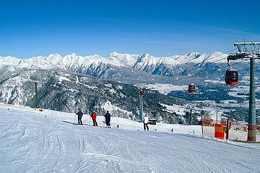 (c) Ferienregion Lungau, Skigebiet Grosseck/Speiereck Bergbahnen Lungau GmbH