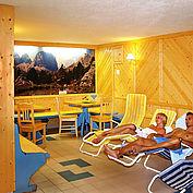 Landhotel Presslauer Sauna