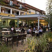 Gastgarten Birkenhof