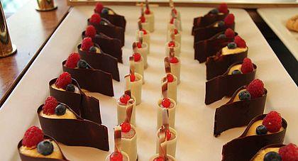 Süße Desserts im Landhotel Eichingerbauer