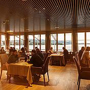 Restaurant Bootshaus Lokal