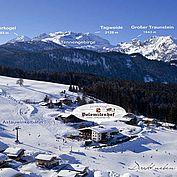 Skihotel Salzburger Dolomitenhof in Annaberg/Dachstein West