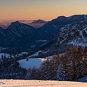 Winterlandschaft, (c) Salzburger Saalachtal Tourismus