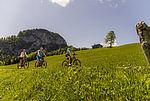 E-Mountainbiken und das Saalachtal erkunden