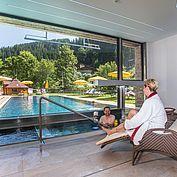 Pool Landhotel Alpenhof