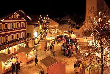 Advent-Marktplatz-Abtenau
