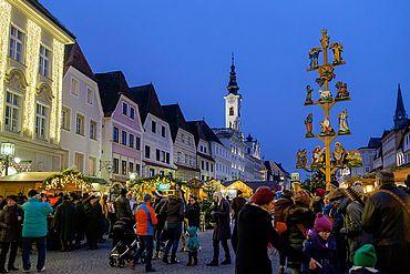 Steyr Weihnachtsmarkt