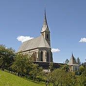 Kirche St. Leonhard Foto Ferienregion Lungau