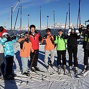 Skivergnuegen im Skigebiet Ski-Amadé