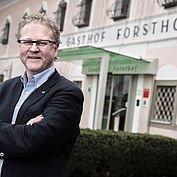 Reinhold Baumschlager - Ihr Gastgeber im Landhotel Forsthof