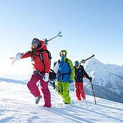 Winter © Wagrain Kleinarl Tourismus