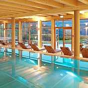 Wellnessurlaub im Landhotel Edelweiss