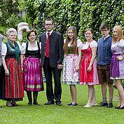 Familie Erharter - Ihre Gastgeber