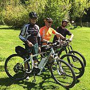 Spaß am Biken mit Ihren Gastgebern