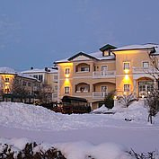 © Landhotel Eichingerbauer - Hotelansicht Winter