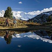 stimmungsvolle Herbstwanderung am Arbiskogel © Zillertal Tourismus GmbH Bernd Ritschel