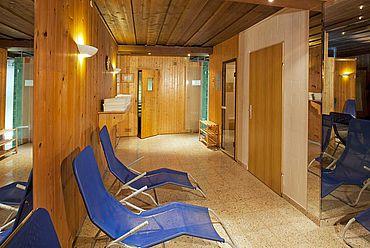 © Landhotel Agathawirt - Sauna