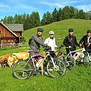 E-Biken im Nationalpark