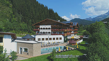 Video - Landhotel Alpenhof, Filzmoos