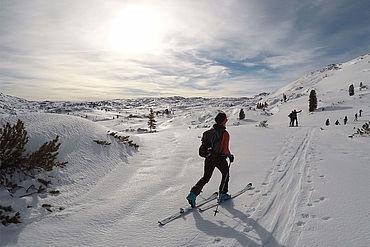 (c) Skitour Rumpler