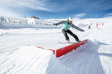 Spaß und Aktion, © Wildkogel-Arena Neukirchen & Bramberg