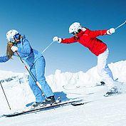 Pistenabfahrt © Ski amadé